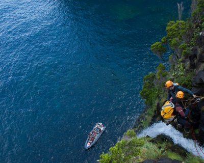 Curso Canyoning Açores Nível II – Aperfeiçoamento