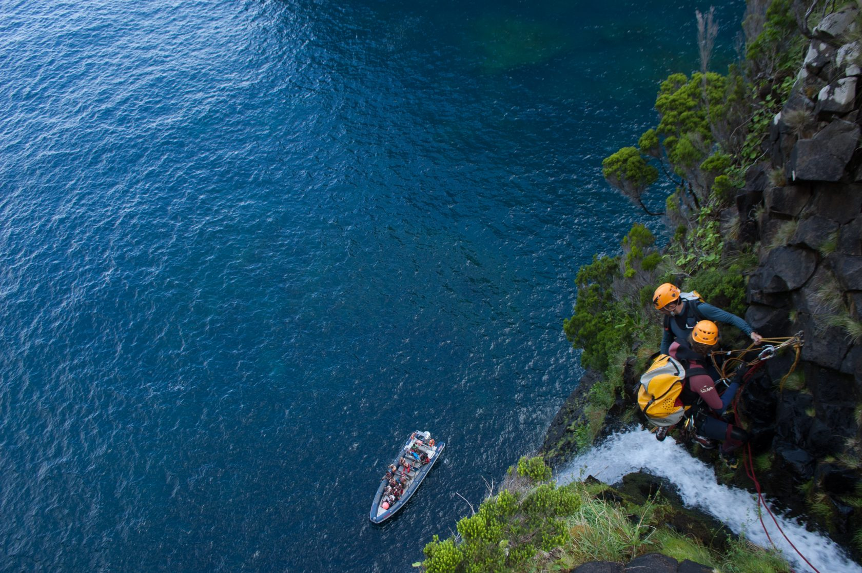 canyoning-n2-acores