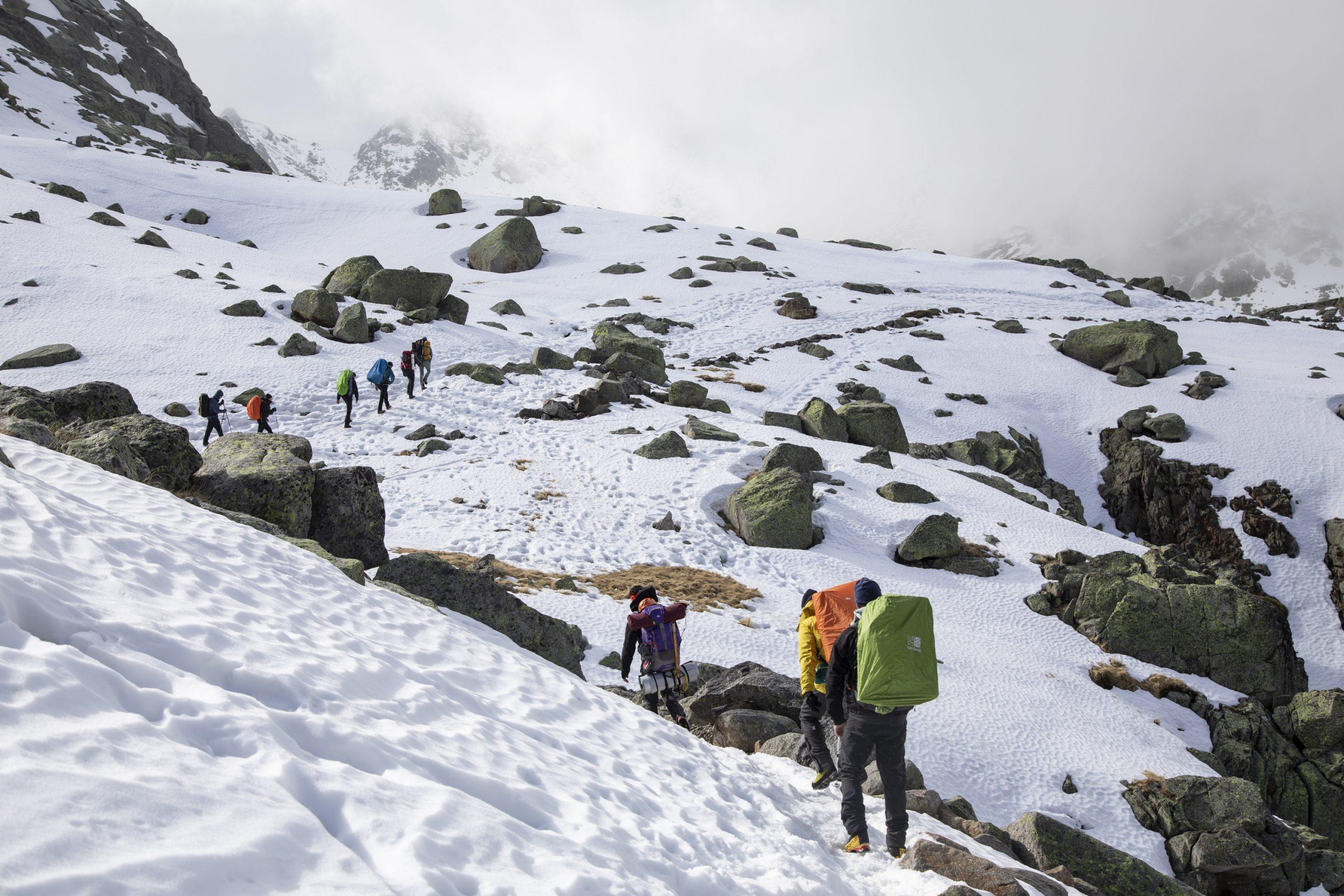 alpinismo ni gredos